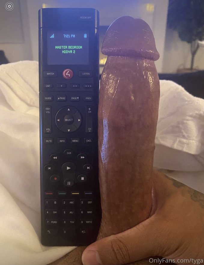 Tyga vs remote - Cock comparison